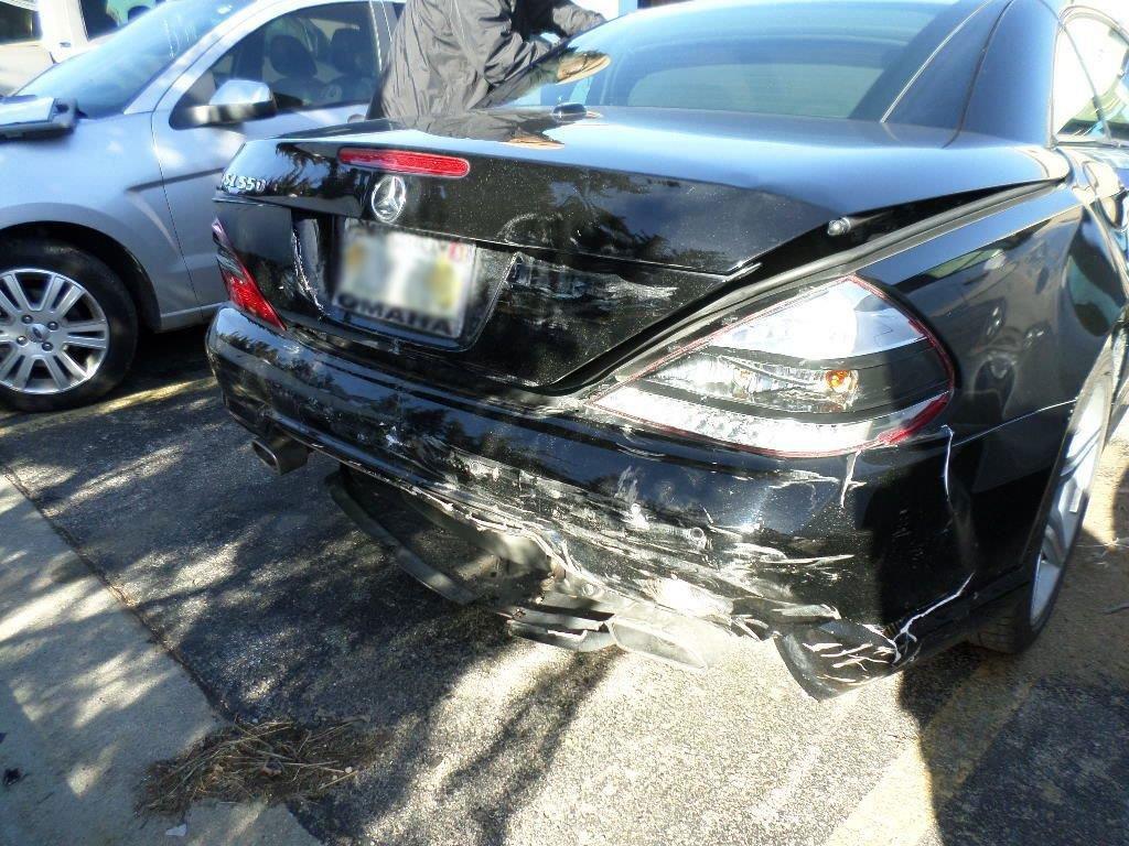 Mercedes Car Repair 1